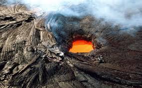 craáter de volcan